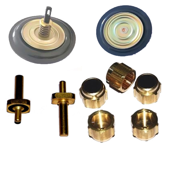 LPG Regulator and Valve Sub-Assemblies
