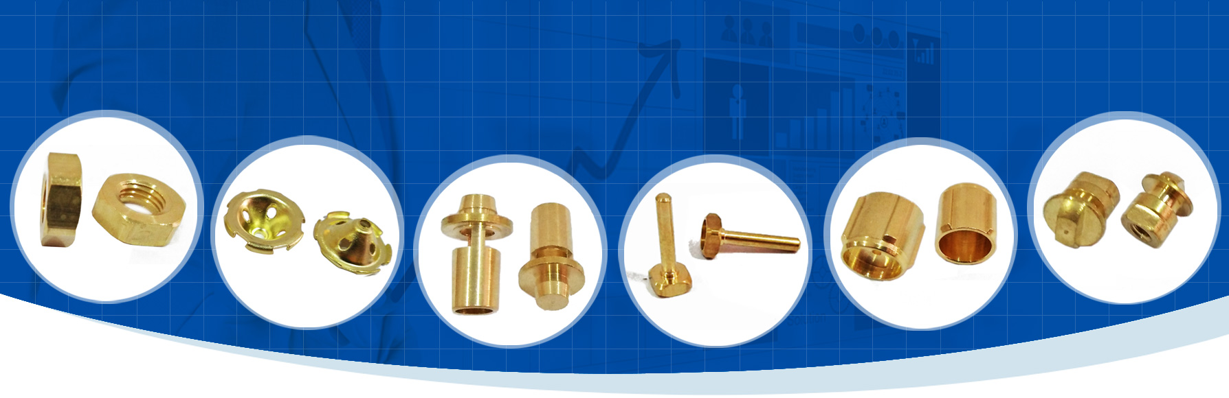 LPG Regulator and Valve Components